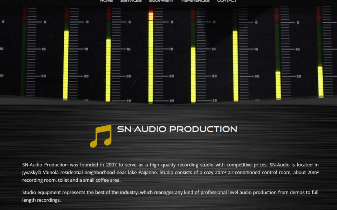 SN-Audio production